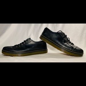 Dr Martens air wair Farrell black leather size 14